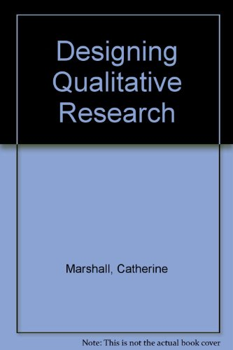 9780803931572: Designing Qualitative Research