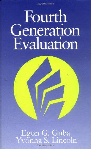 9780803932357: Fourth Generation Evaluation