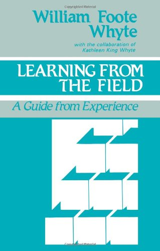 9780803933187: Learning from the Field: A Guide from Experience