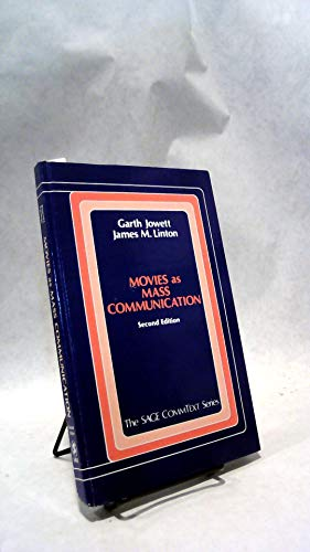 9780803933286: Movies as Mass Communication (Commtext Series)