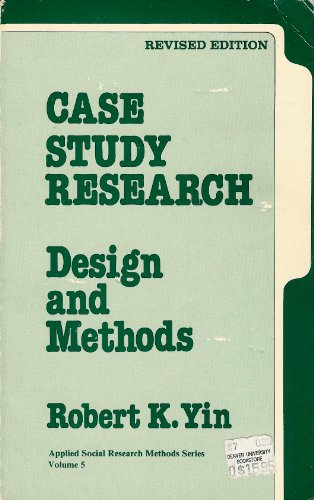 Perspectives on Doing Case Study Research in Organizations   Cairn