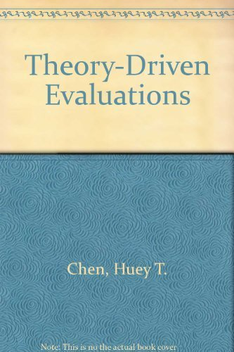 9780803935327: Theory-Driven Evaluations