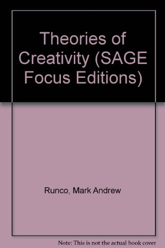 9780803935457: Theories of Creativity (SAGE Focus Editions)