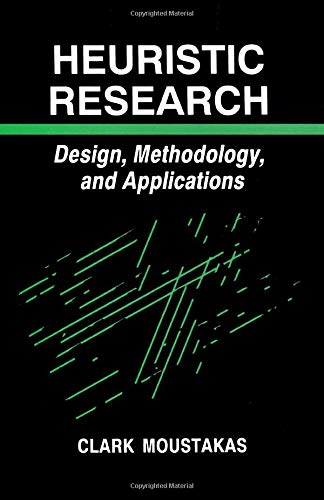 9780803938823: Heuristic Research: Design, Methodology, and Applications