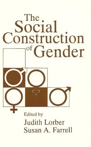 9780803939578: The Social Construction of Gender (Gender & Society Reader)