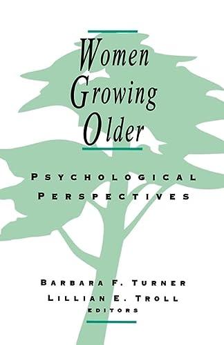 9780803939875: Women Growing Older: Psychological Perspectives