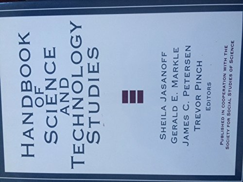9780803940215: Handbook of Science and Technology Studies