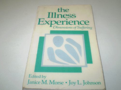9780803940543: The Illness Experience: Dimensions of Suffering