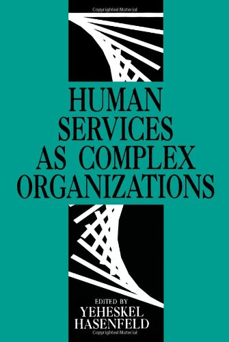 9780803940659: Human Services as Complex Organizations
