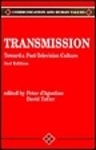 9780803942691: Transmission: Toward a Post-Television Culture