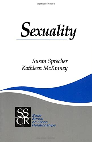 9780803942912: Sexuality (SAGE Series on Close Relationships)