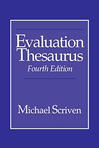9780803943643: Evaluation Thesaurus