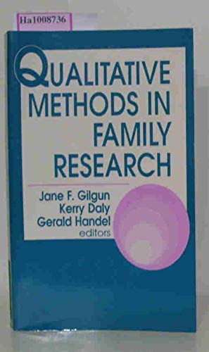 9780803944633: Qualitative Methods in Family Research