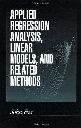 9780803945401: Applied Regression Analysis, Linear Models, and Related Methods