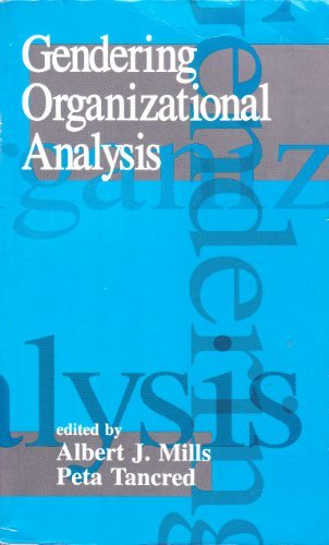 9780803945586: Gendering Organizational Analysis
