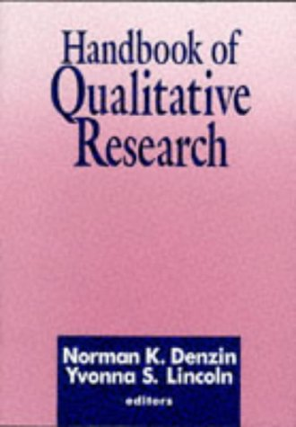 9780803946798: Handbook of Qualitative Research