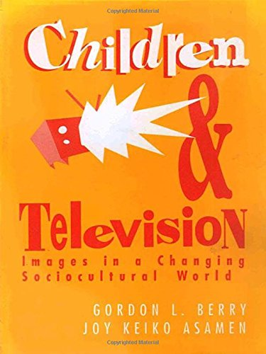9780803947009: Children and Television: Images in a Changing Socio-Cultural World