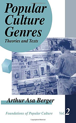9780803947269: Popular Culture Genres: Theories and Texts (Feminist Perspective on Communication)