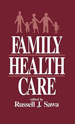 9780803947481: Family Health Care