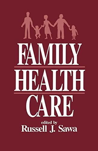 9780803947498: Family Health Care