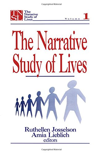 9780803948136: The Narrative Study of Lives (The Narrative Study of Lives series)