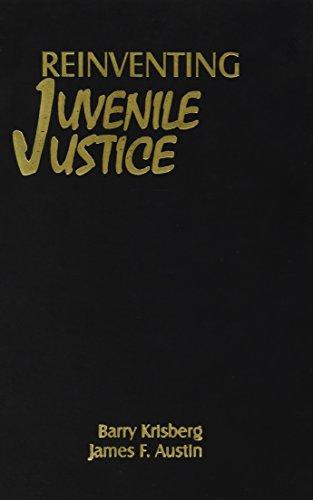 9780803948280: Reinventing Juvenile Justice