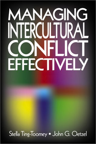 9780803948426: Managing Intercultural Conflict Effectively (Communicating Effectively in Multicultural Contexts)