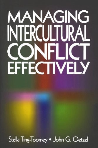 9780803948433: Managing Intercultural Conflict Effectively (Communicating Effectively in Multicultural Contexts)