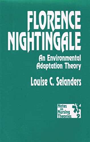 9780803948600: Florence Nightingale: An Environmental Adaptation Theory (Notes on Nursing Theories)