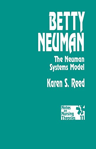 9780803948624: Betty Neuman: The Neuman Systems Model (Notes on Nursing Theories)