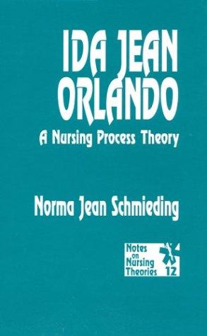9780803949072: Ida Jean Orlando: A Nursing Process Theory (Notes on Nursing Theories)