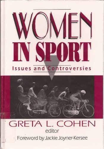 9780803949799: Women in Sport: Issues and Controversies