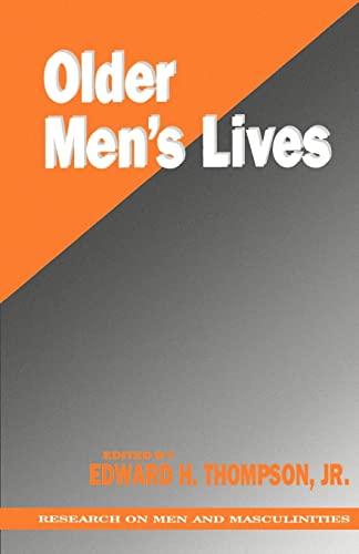 9780803950818: Older Men′s Lives (SAGE Series on Men and Masculinity)