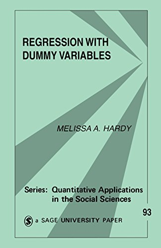 9780803951280: Regression with Dummy Variables (Quantitative Applications in the Social Sciences)