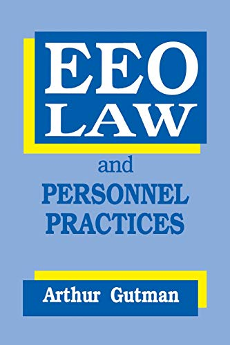 9780803952225: EEO Law and Personnel Practices (NULL)