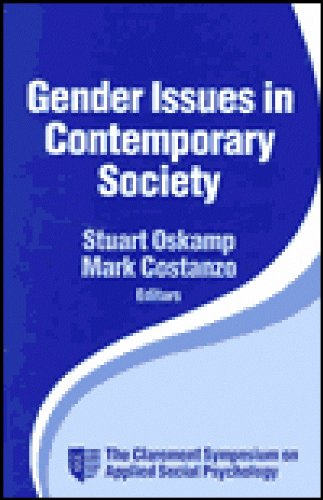 Gender Issues in Contemporary Society (Claremont Symposium: Oskamp, Stuart [Editor];