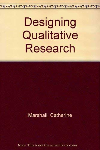 9780803952485: Designing Qualitative Research