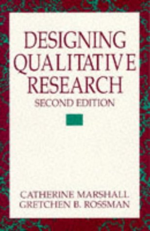 9780803952492: Designing Qualitative Research