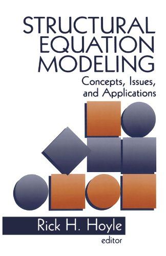 9780803953185: Structural Equation Modeling: Concepts, Issues, and Applications