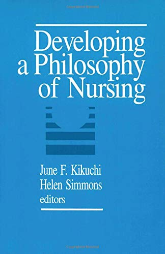 9780803954236: Developing a Philosophy of Nursing