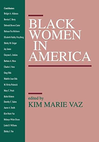 Black Women in America: Kim M. Vaz