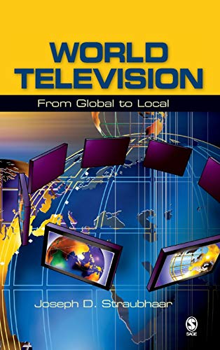9780803954625: World Television: From Global to Local (Communication and Human Values)
