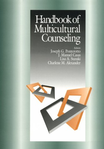 9780803955073: Handbook of Multicultural Counseling, 1995
