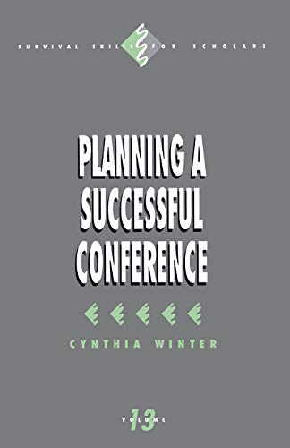 9780803955257: Planning a Successful Conference
