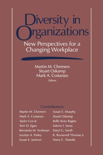 Diversity in Organizations: New Perspectives for a: Chemers, Martin M./