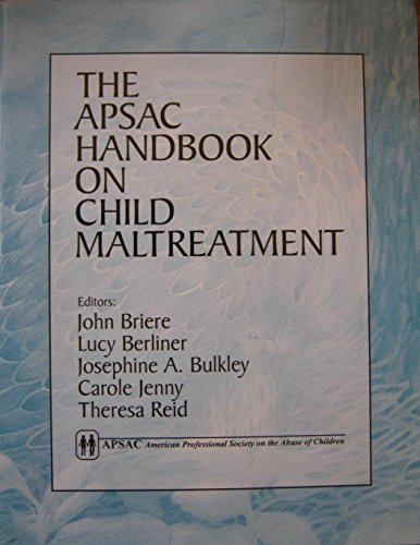 9780803955974: The APSAC Handbook on Child Maltreatment