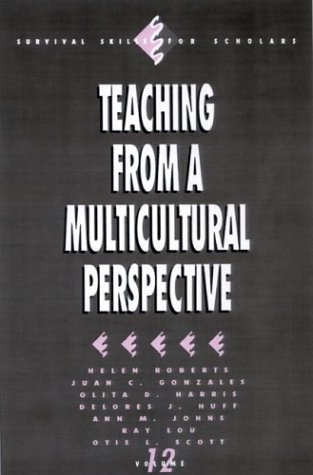 9780803956131: 012: Teaching from a Multicultural Perspective (Survival Skills for Scholars)