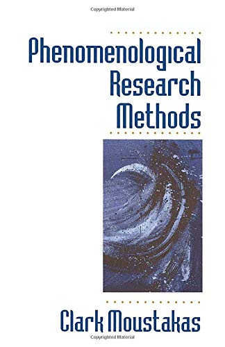 9780803957992: Phenomenological Research Methods