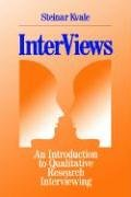 9780803958197: Interviews: An Introduction to Qualitative Research Interviewing