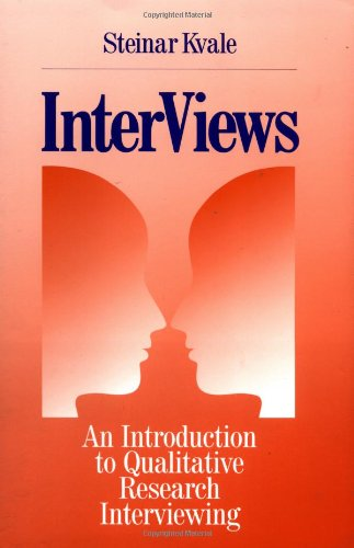9780803958203: Interviews: An Introduction to Qualitative Research Interviewing
